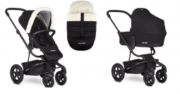 Easywalker Harvey2 Kinderwagen Compleet set Peak Polar Black
