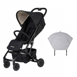 Easywalker Buggy XS-Night Black