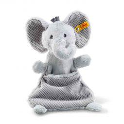 Steiff Soft Cuddly Friends Ellie olifant knuffeldoek