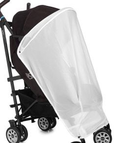 Easywalker Mini Buggy mosquito net white