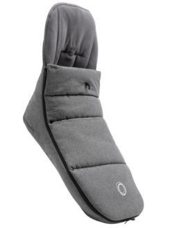Bugaboo Footmuff Grey Melange