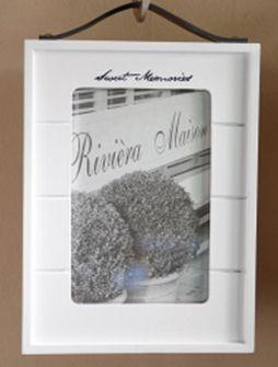 Riviera Maison Sweet Memories Photo Frame 10x15