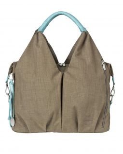 Lassig Green Label Neckline Bag Taupe