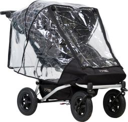 Mountain Buggy Duet V2.5 Regenhoes