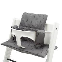Dan High Chair Zitverkleiner black