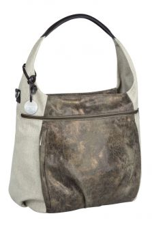 Lassig Casual Hobo Bag Olive-Beige