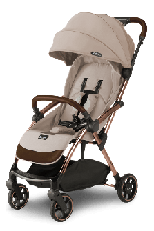 Leclerc Buggy Influencer Sand Chocolate