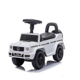 Mercedes Walking Car White