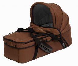 mountain buggy duo carrycot chocolate