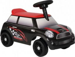Mini Cooper Loopauto zwart