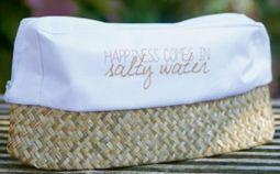 Ocean Seagrass Small Bag White