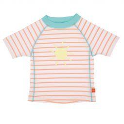 Lässig Splash & Fun T-Shirt Korte Mouw Sailor Peach