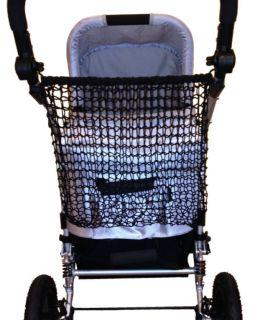 Boodschappennetje voor Single kinderwagen