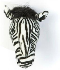 Wild and Soft Trophy Zebra Daniel