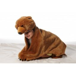 Wild and Soft Lion Costume