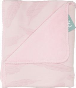 Baby Anne-Cy Baby Cot Blanket Feather Teddy