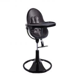 Bloom Kidschair Noir with Black Seat Complete