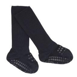 GoBabyGo Anti-Slip Sokjes Bamboe Dark Blue