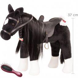 Gotz Paard om te Stylen Black