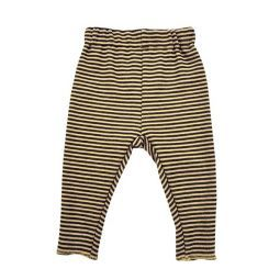 Bamboom Legging Stripe Ocra /Grey