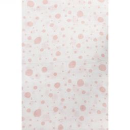 Meyco Swaddle XL Dots Pink