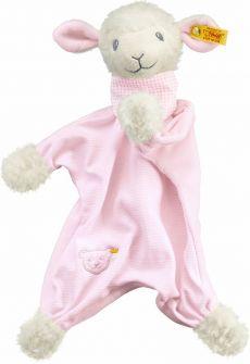 Steiff Sleep Well Lamb comforter Pink