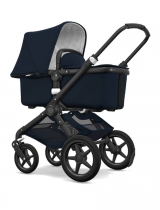 Bugaboo Fox2 Navy/Black Compleet
