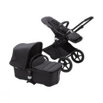 Bugaboo Fox2 Mineral Black /Washed Black Compleet