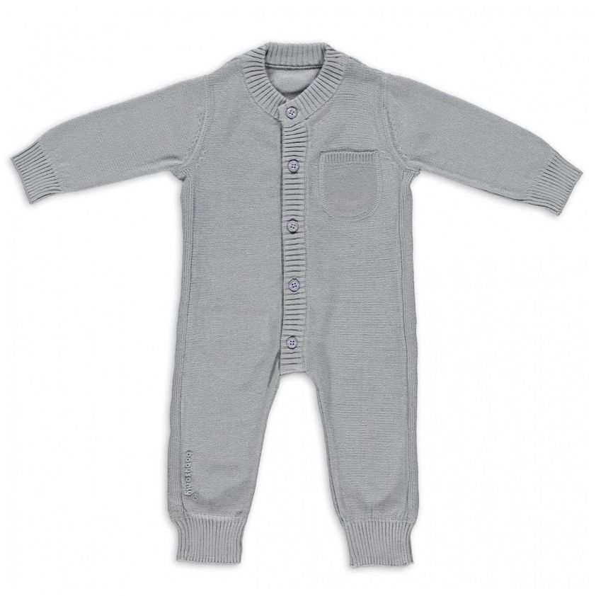 Baby's Only Coverall Grey