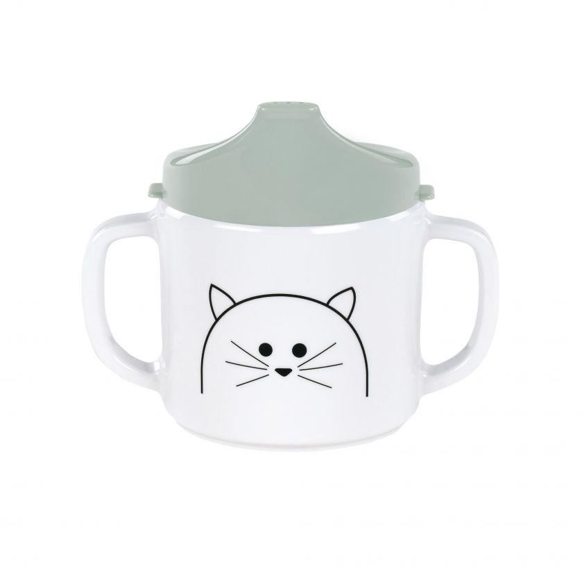 Lässig Dish Cup Little Chums Cat