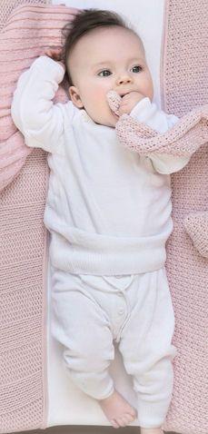 Baby's Only Broekje White