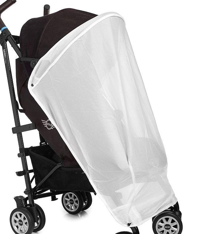 Easywalker Mini Buggy mosquito net white