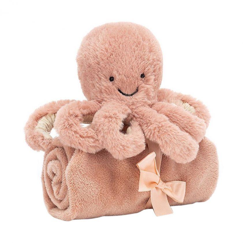 Knuffeldoek Pink