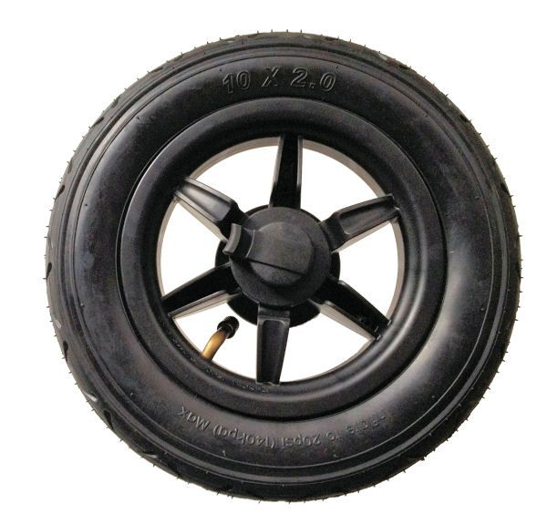 Mountain Buggy Rear Wheel 10 x 2""