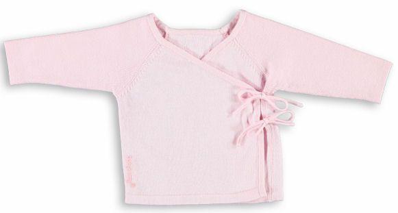 Baby's Only Overslagtruitje Baby Pink