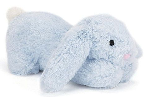 Jellycat Pipsqueak Bunny Blue 15 cm