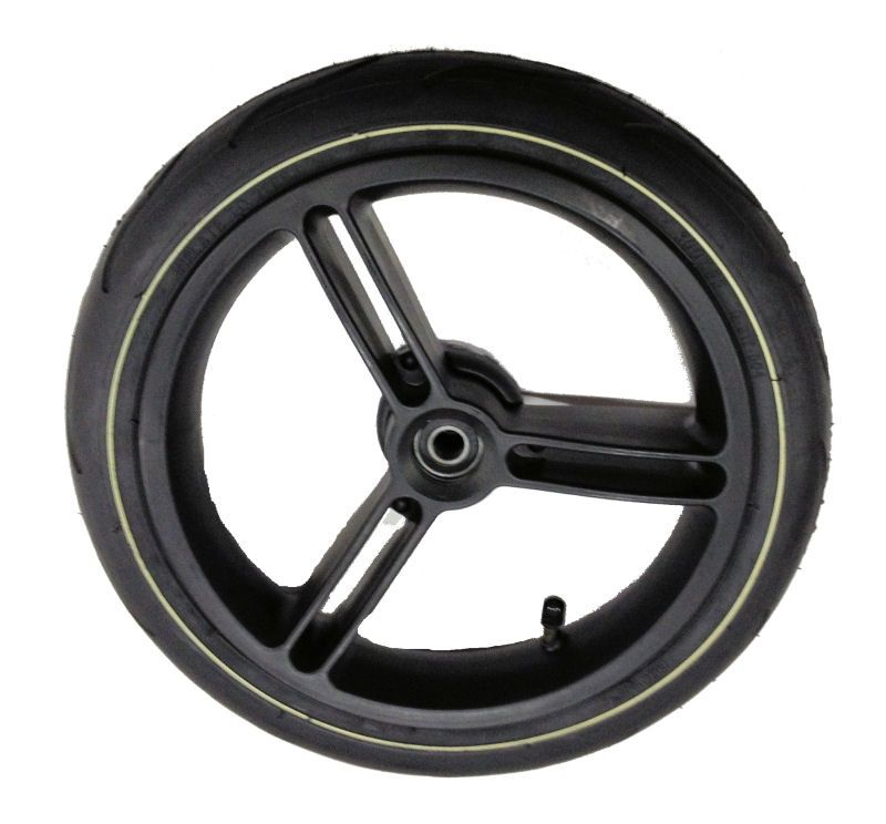 """Phil&Teds Rear Wheel 12 x 2,25"""" Vibe and Verve"""