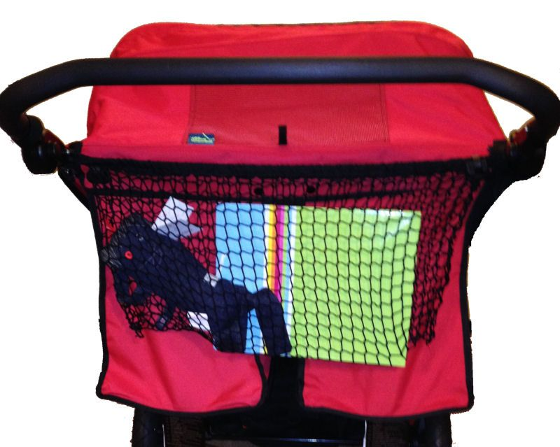 Shopping Net for Double Strollers