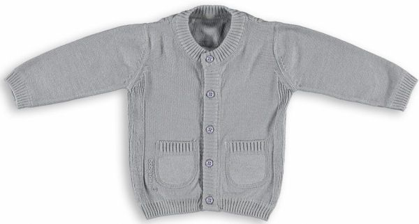 Baby's Only Vestje Grey