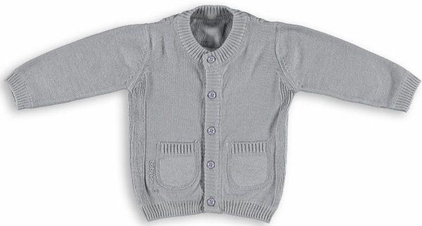 Baby's Only Vestje Grey