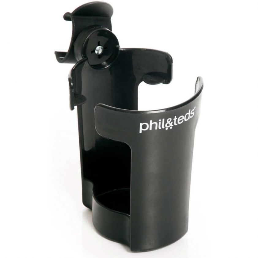 Phil&Teds Cup en Bottle holder (Vibe, Verve, Promenade)