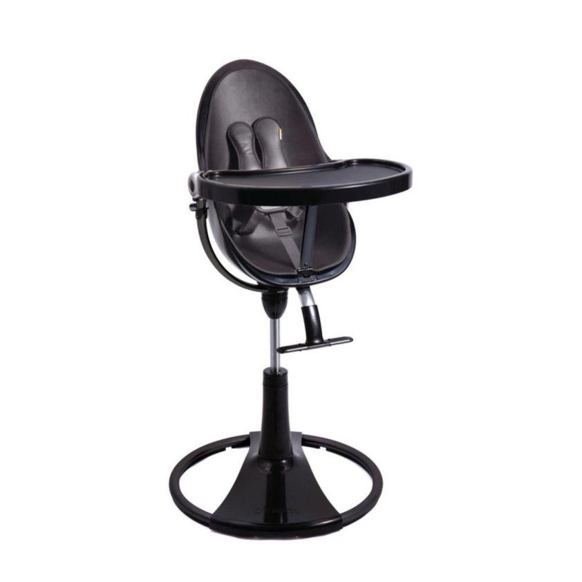 Bloom Kidschair Noir with Black Seat Complete