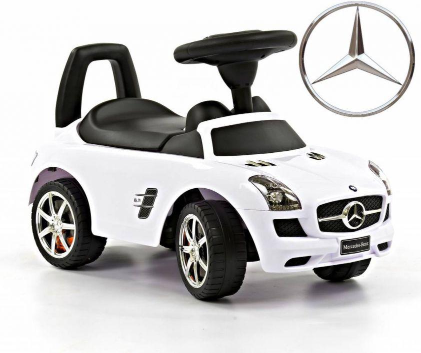 Mercedes Loopauto wit