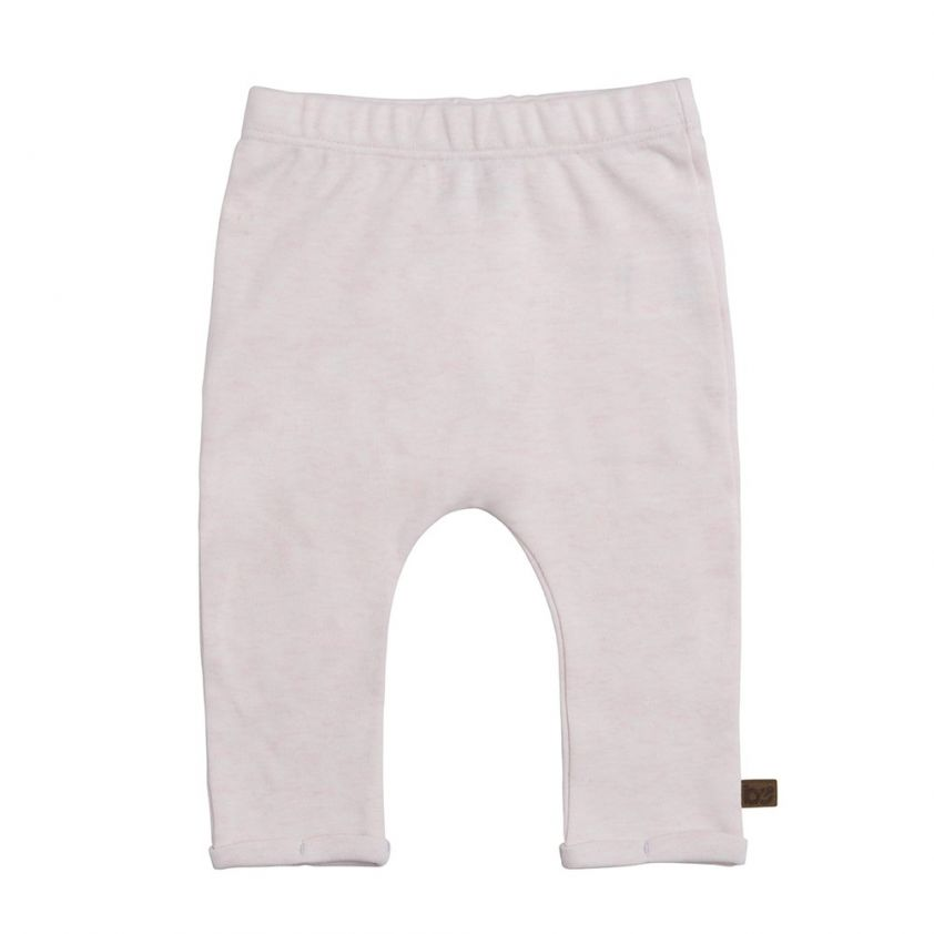 Baby's Only Pants Melange Classic Pink