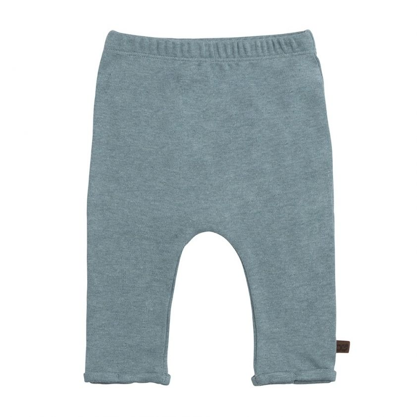 Baby's Only Pants Melange Stonegreen