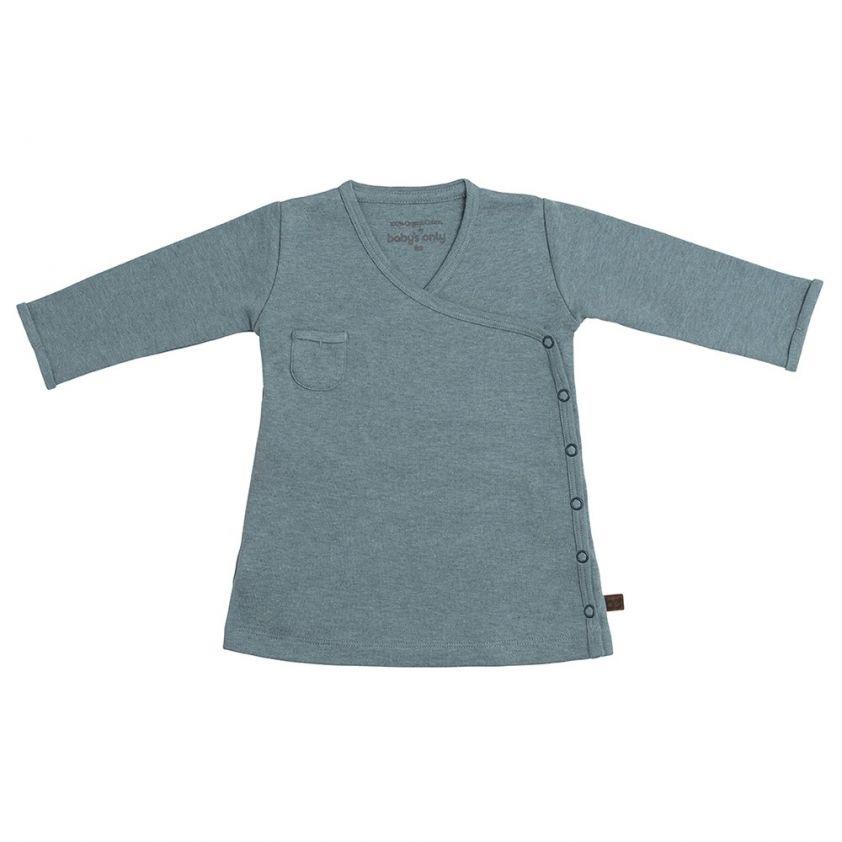 Baby's Only Dress Melange Stonegreen