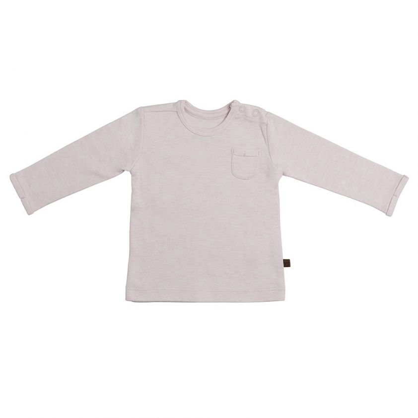 Baby's Only Shirt Melange Classic Pink