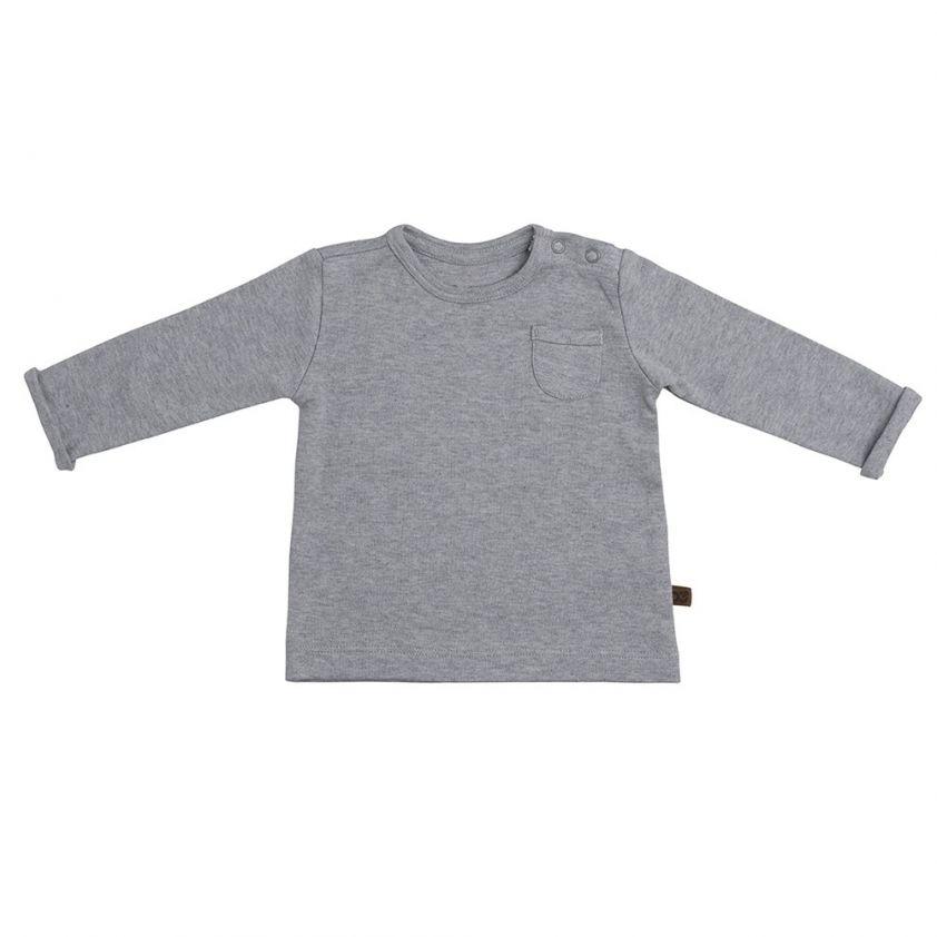 Baby's Only Shirt Melange Grey