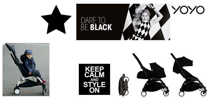 Babyzen Yoyo 6+ black