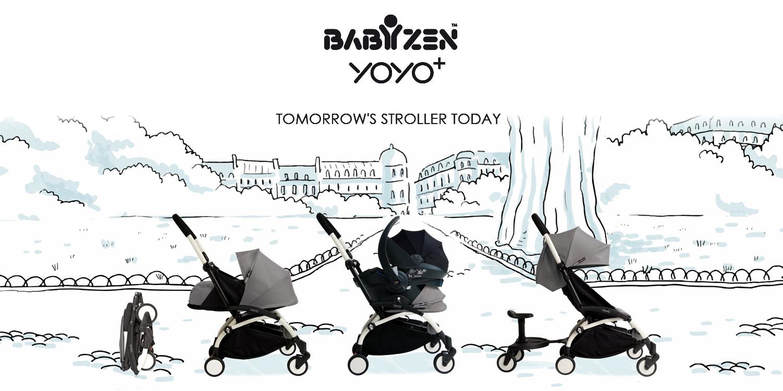Babyzen Yoyo+ buggy